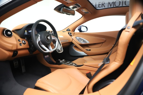 New 2020 McLaren GT Coupe for sale $244,675 at Bentley Greenwich in Greenwich CT 06830 15