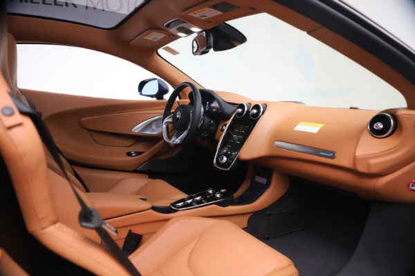 New 2020 McLaren GT Luxe for sale $244,675 at Bentley Greenwich in Greenwich CT 06830 18