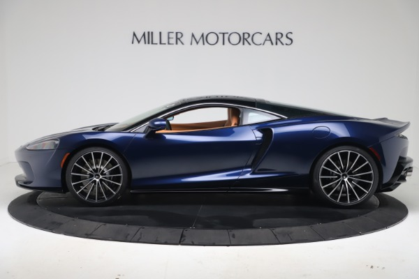 New 2020 McLaren GT Luxe for sale $244,675 at Bentley Greenwich in Greenwich CT 06830 2