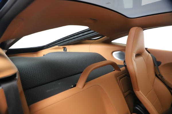 New 2020 McLaren GT Coupe for sale $244,675 at Bentley Greenwich in Greenwich CT 06830 21