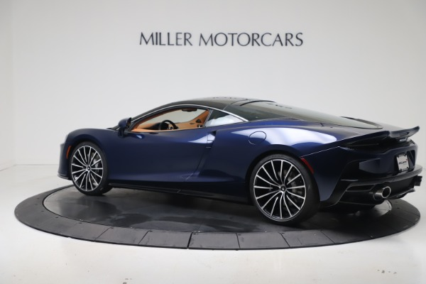 New 2020 McLaren GT Luxe for sale $244,675 at Bentley Greenwich in Greenwich CT 06830 3