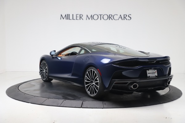 New 2020 McLaren GT Coupe for sale $244,675 at Bentley Greenwich in Greenwich CT 06830 4