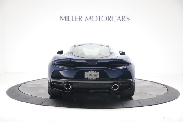 New 2020 McLaren GT Coupe for sale $244,675 at Bentley Greenwich in Greenwich CT 06830 5