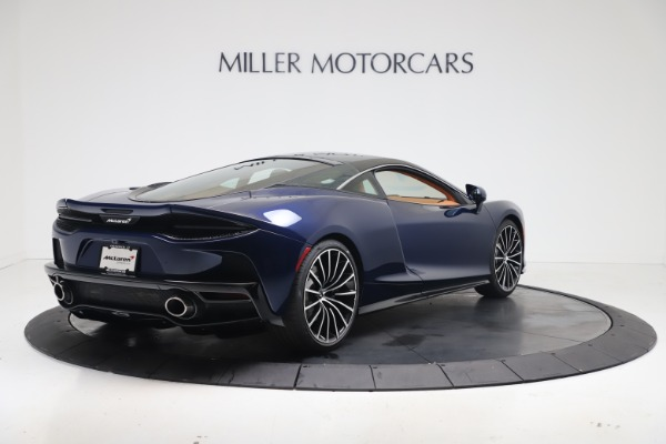 New 2020 McLaren GT Coupe for sale $244,675 at Bentley Greenwich in Greenwich CT 06830 6