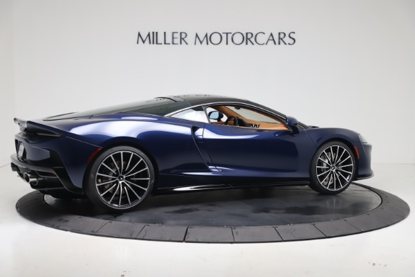 New 2020 McLaren GT Luxe for sale $244,675 at Bentley Greenwich in Greenwich CT 06830 7