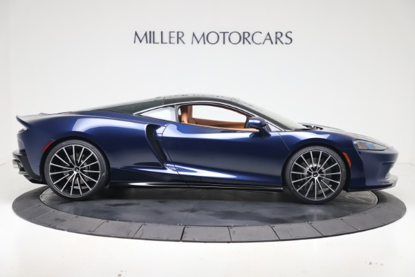 New 2020 McLaren GT Coupe for sale $244,675 at Bentley Greenwich in Greenwich CT 06830 8