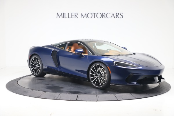 New 2020 McLaren GT Coupe for sale $244,675 at Bentley Greenwich in Greenwich CT 06830 9