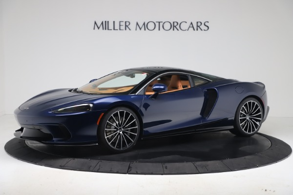 New 2020 McLaren GT Luxe for sale $244,675 at Bentley Greenwich in Greenwich CT 06830 1