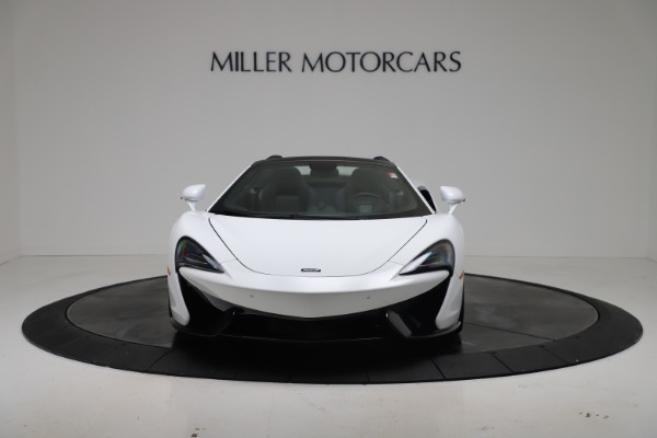 New 2020 McLaren 570S Spider Convertible for sale $231,150 at Bentley Greenwich in Greenwich CT 06830 11