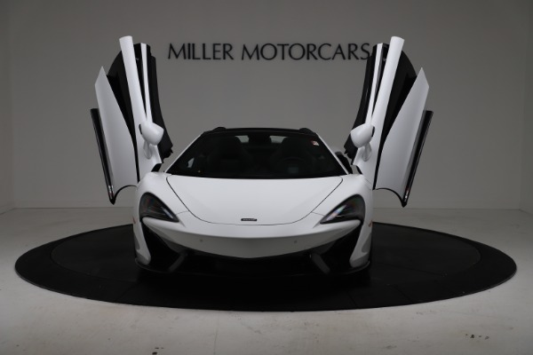 New 2020 McLaren 570S Spider Convertible for sale $231,150 at Bentley Greenwich in Greenwich CT 06830 12