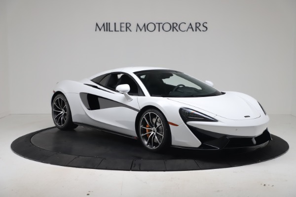 New 2020 McLaren 570S Spider Convertible for sale $231,150 at Bentley Greenwich in Greenwich CT 06830 20