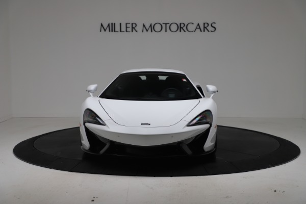 New 2020 McLaren 570S Spider Convertible for sale $231,150 at Bentley Greenwich in Greenwich CT 06830 21