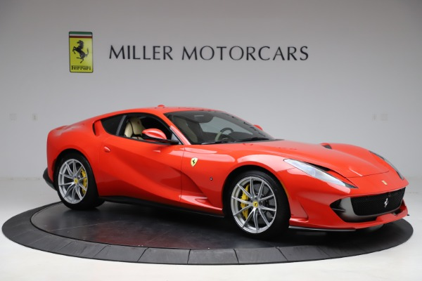 Used 2019 Ferrari 812 Superfast for sale $365,900 at Bentley Greenwich in Greenwich CT 06830 10