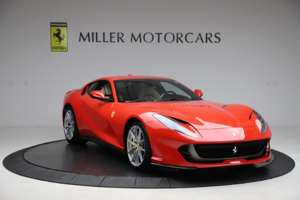 Used 2019 Ferrari 812 Superfast for sale $365,900 at Bentley Greenwich in Greenwich CT 06830 11