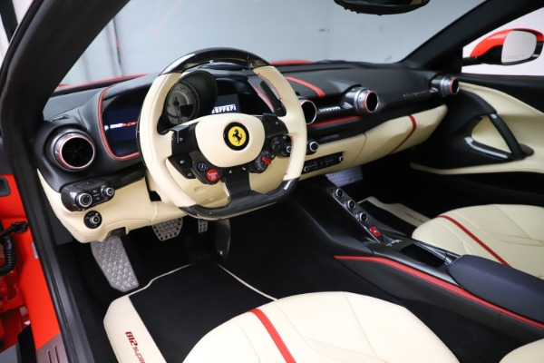 Used 2019 Ferrari 812 Superfast for sale $365,900 at Bentley Greenwich in Greenwich CT 06830 13