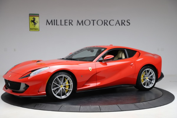 Used 2019 Ferrari 812 Superfast for sale $365,900 at Bentley Greenwich in Greenwich CT 06830 2