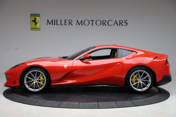 Used 2019 Ferrari 812 Superfast for sale $365,900 at Bentley Greenwich in Greenwich CT 06830 3