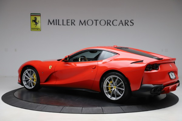 Used 2019 Ferrari 812 Superfast for sale $365,900 at Bentley Greenwich in Greenwich CT 06830 4