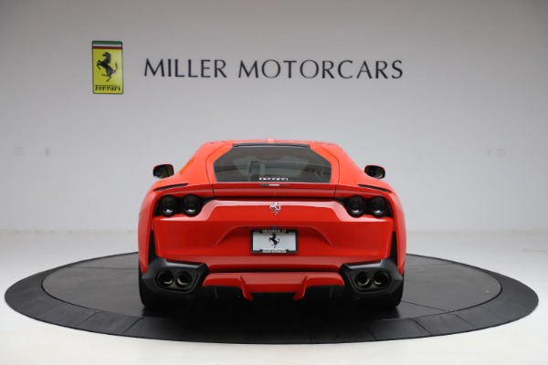 Used 2019 Ferrari 812 Superfast for sale $365,900 at Bentley Greenwich in Greenwich CT 06830 6