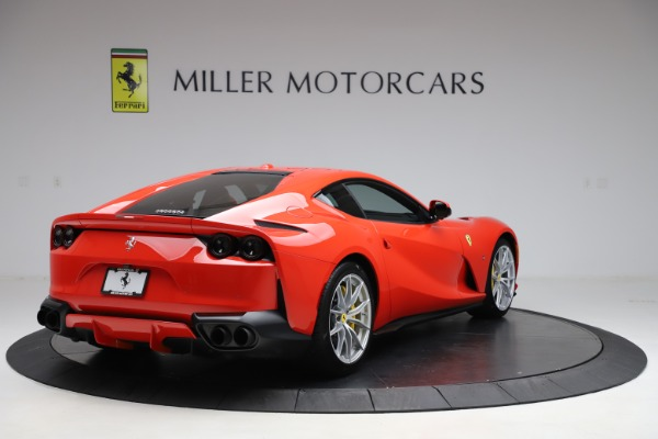 Used 2019 Ferrari 812 Superfast for sale $365,900 at Bentley Greenwich in Greenwich CT 06830 7