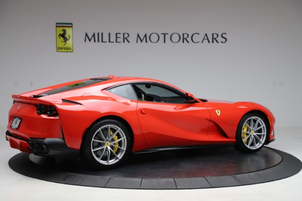 Used 2019 Ferrari 812 Superfast for sale $365,900 at Bentley Greenwich in Greenwich CT 06830 8
