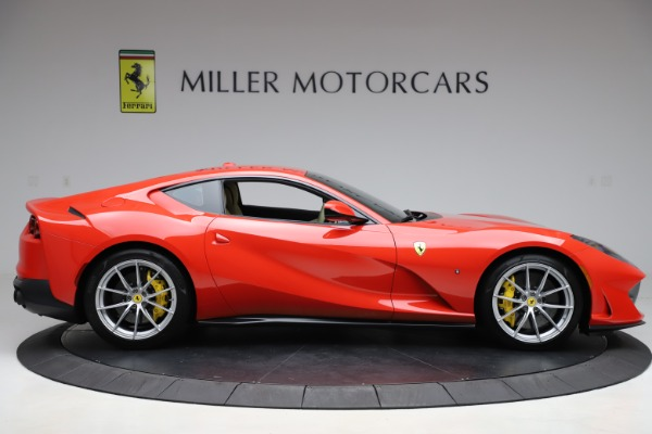 Used 2019 Ferrari 812 Superfast for sale $365,900 at Bentley Greenwich in Greenwich CT 06830 9