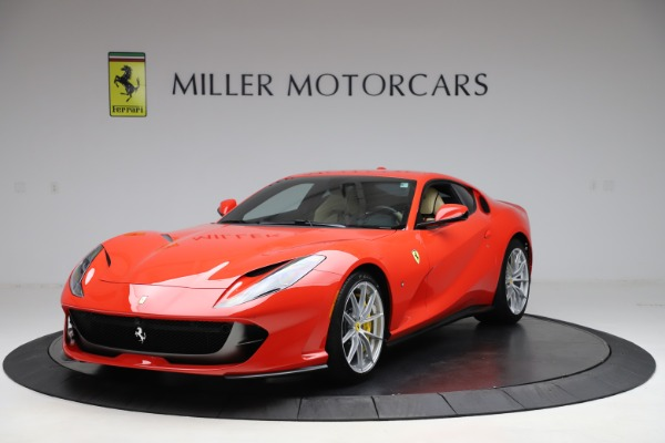 Used 2019 Ferrari 812 Superfast for sale $365,900 at Bentley Greenwich in Greenwich CT 06830 1