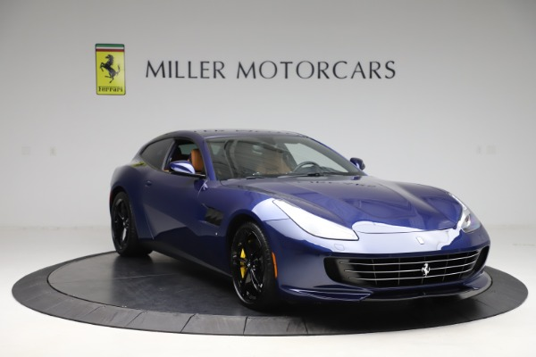 Used 2017 Ferrari GTC4Lusso for sale $204,900 at Bentley Greenwich in Greenwich CT 06830 11