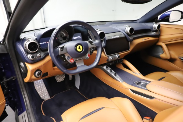Used 2017 Ferrari GTC4Lusso for sale $204,900 at Bentley Greenwich in Greenwich CT 06830 13