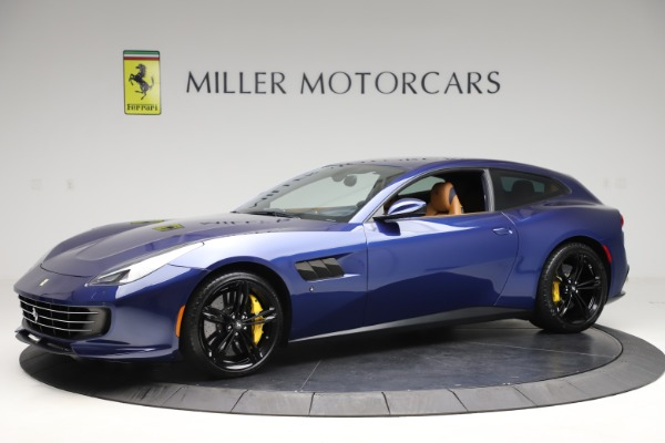 Used 2017 Ferrari GTC4Lusso for sale $204,900 at Bentley Greenwich in Greenwich CT 06830 2