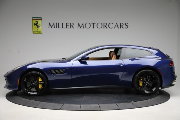 Used 2017 Ferrari GTC4Lusso for sale $204,900 at Bentley Greenwich in Greenwich CT 06830 3
