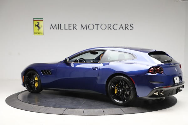 Used 2017 Ferrari GTC4Lusso for sale $204,900 at Bentley Greenwich in Greenwich CT 06830 4
