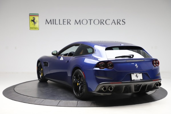 Used 2017 Ferrari GTC4Lusso for sale $204,900 at Bentley Greenwich in Greenwich CT 06830 5
