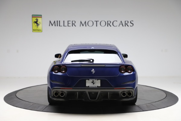 Used 2017 Ferrari GTC4Lusso for sale $204,900 at Bentley Greenwich in Greenwich CT 06830 6