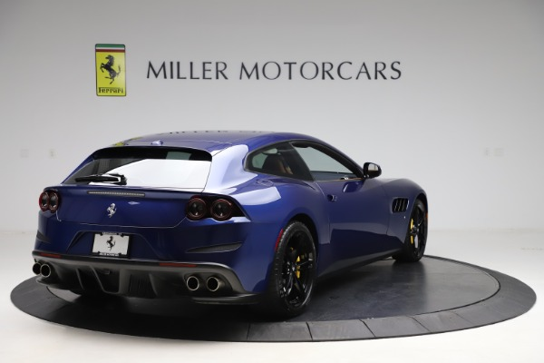 Used 2017 Ferrari GTC4Lusso for sale $204,900 at Bentley Greenwich in Greenwich CT 06830 7