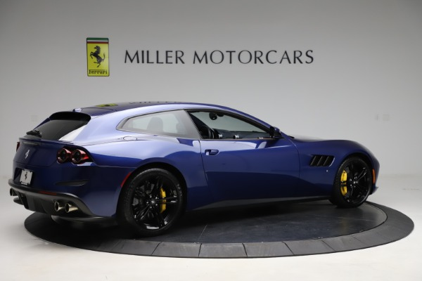 Used 2017 Ferrari GTC4Lusso for sale $204,900 at Bentley Greenwich in Greenwich CT 06830 8