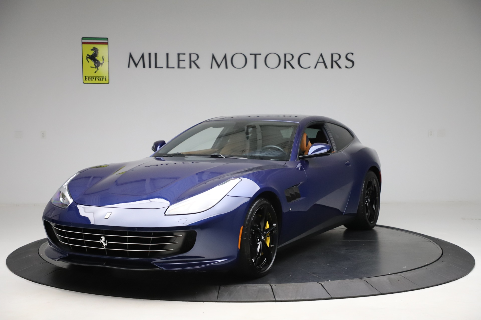 Used 2017 Ferrari GTC4Lusso for sale $204,900 at Bentley Greenwich in Greenwich CT 06830 1