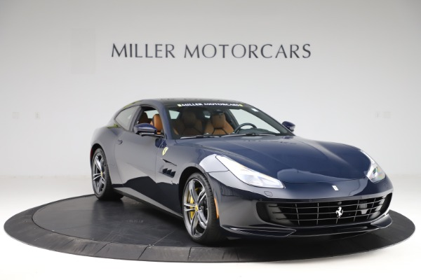 Used 2020 Ferrari GTC4Lusso for sale $339,900 at Bentley Greenwich in Greenwich CT 06830 11