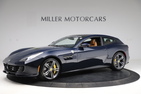 Used 2020 Ferrari GTC4Lusso for sale $339,900 at Bentley Greenwich in Greenwich CT 06830 2