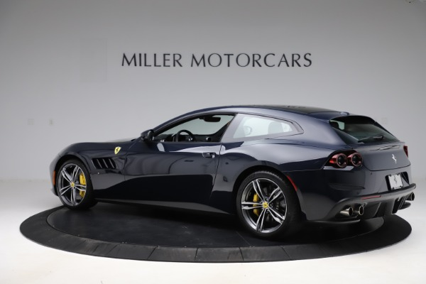Used 2020 Ferrari GTC4Lusso for sale $339,900 at Bentley Greenwich in Greenwich CT 06830 4