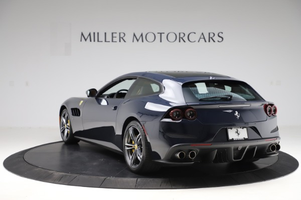 Used 2020 Ferrari GTC4Lusso for sale $339,900 at Bentley Greenwich in Greenwich CT 06830 5