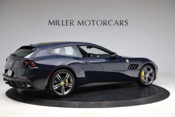 Used 2020 Ferrari GTC4Lusso for sale $339,900 at Bentley Greenwich in Greenwich CT 06830 8