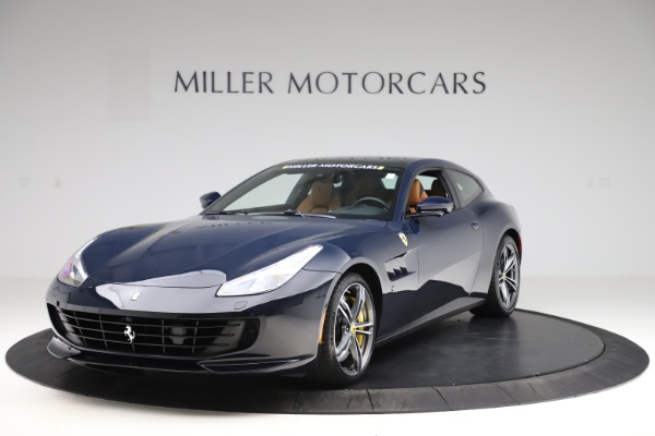 Used 2020 Ferrari GTC4Lusso for sale $319,900 at Bentley Greenwich in Greenwich CT 06830 1