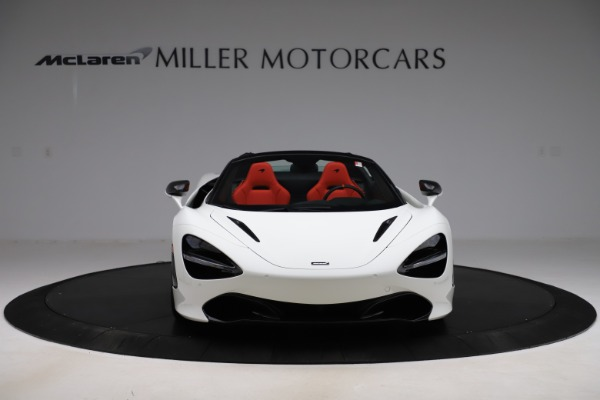 New 2020 McLaren 720S Spider Performance for sale $386,289 at Bentley Greenwich in Greenwich CT 06830 11