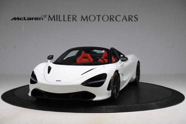 New 2020 McLaren 720S Spider Performance for sale $386,289 at Bentley Greenwich in Greenwich CT 06830 12