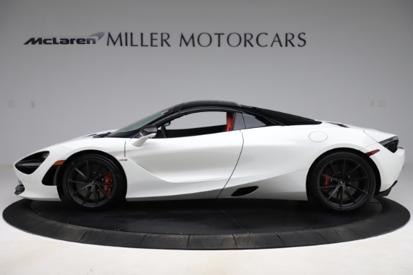New 2020 McLaren 720S Spider Performance for sale $386,289 at Bentley Greenwich in Greenwich CT 06830 14