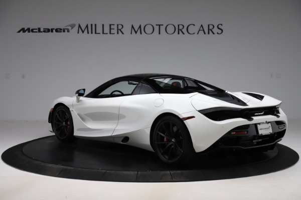 New 2020 McLaren 720S Spider Performance for sale $386,289 at Bentley Greenwich in Greenwich CT 06830 15