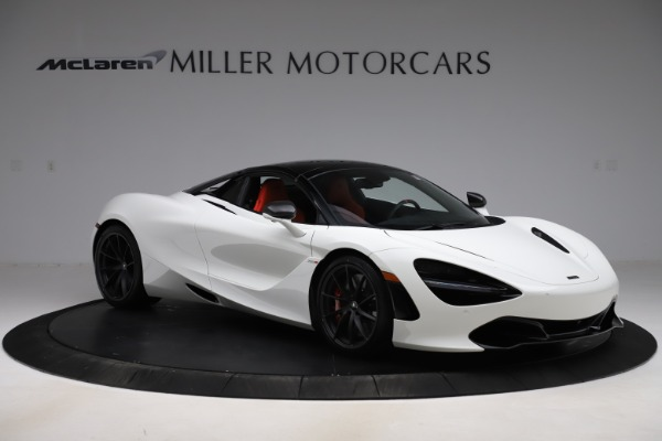 New 2020 McLaren 720S Spider Performance for sale $386,289 at Bentley Greenwich in Greenwich CT 06830 18