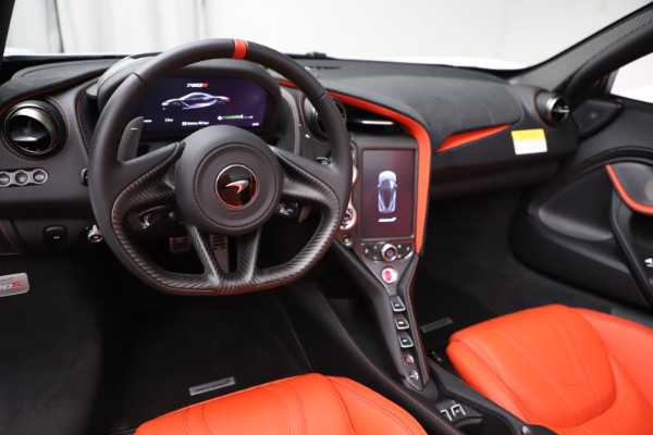 New 2020 McLaren 720S Spider Performance for sale $386,289 at Bentley Greenwich in Greenwich CT 06830 19