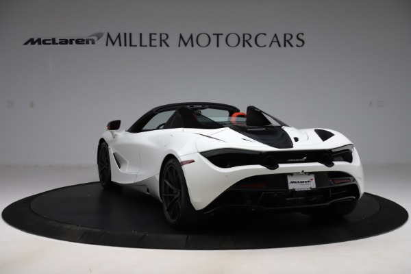 New 2020 McLaren 720S Spider Performance for sale $386,289 at Bentley Greenwich in Greenwich CT 06830 4